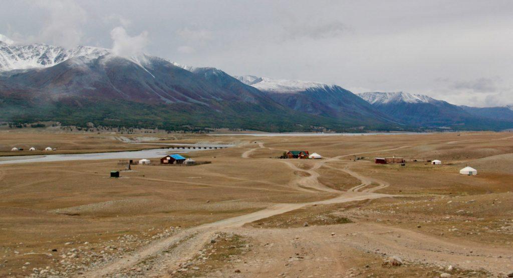 מונגוליה ארצם של הנוודים