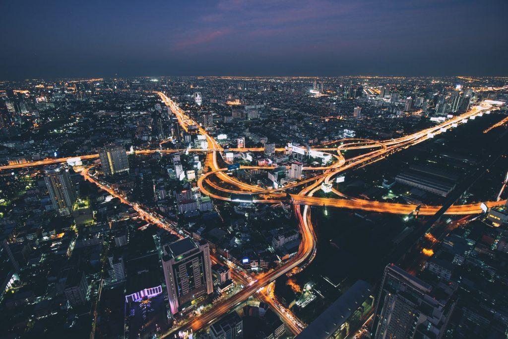 אורות הכרך בנגקוק תאילנד