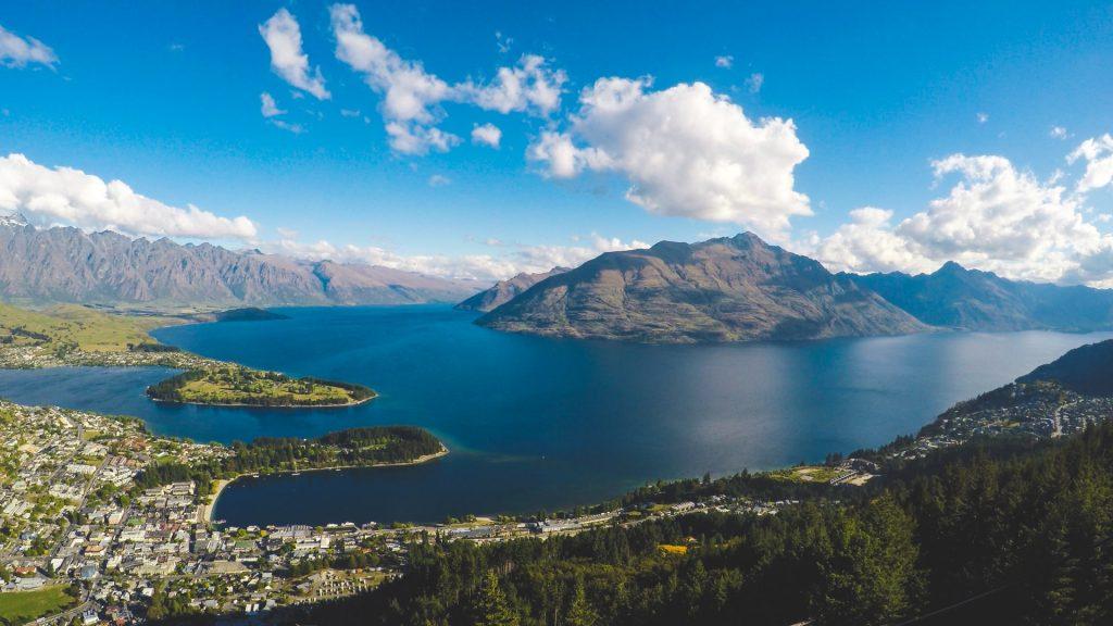 ניו זילנד כנראה המדינה הכי יפה בעולם