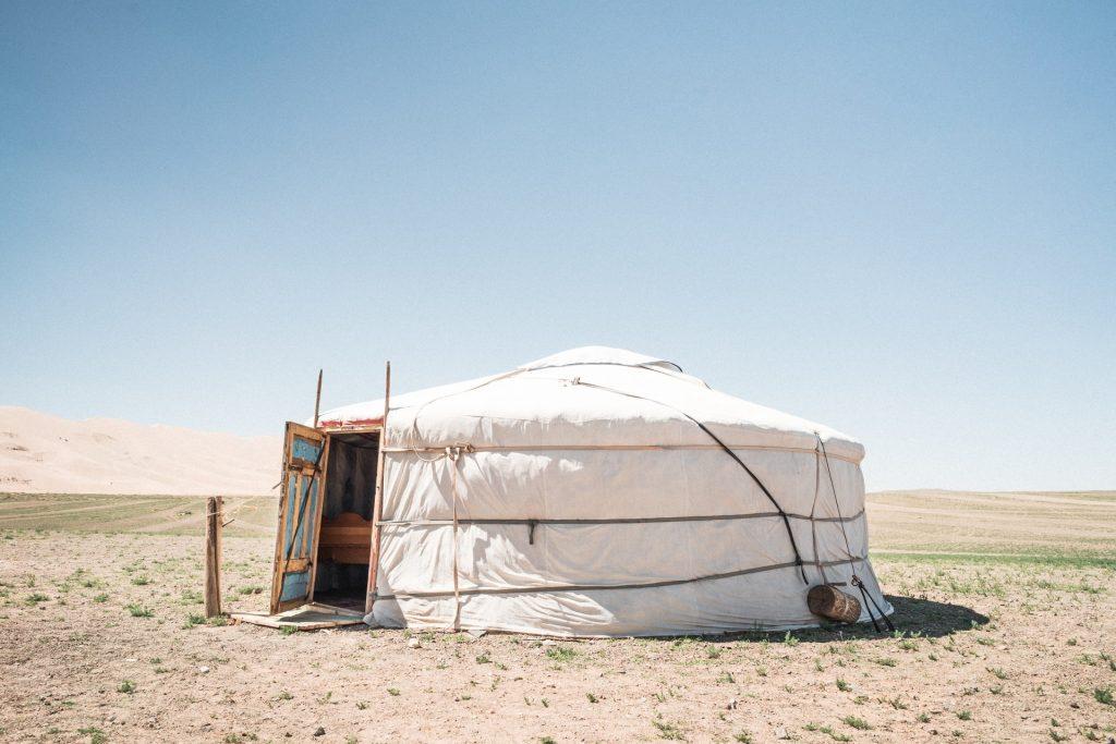 יורט מונגולי (אוהל מונגולי)