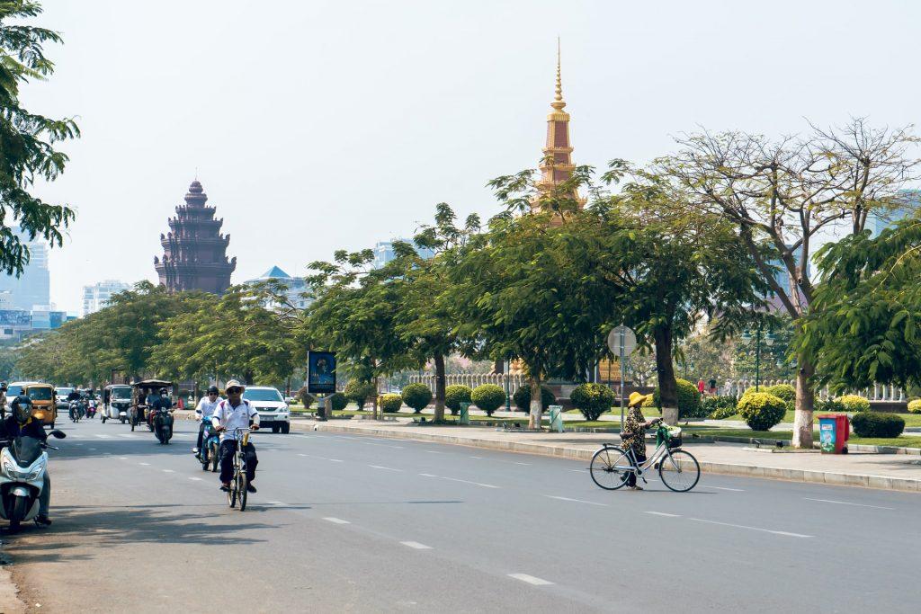 פנום פן קמבודיה