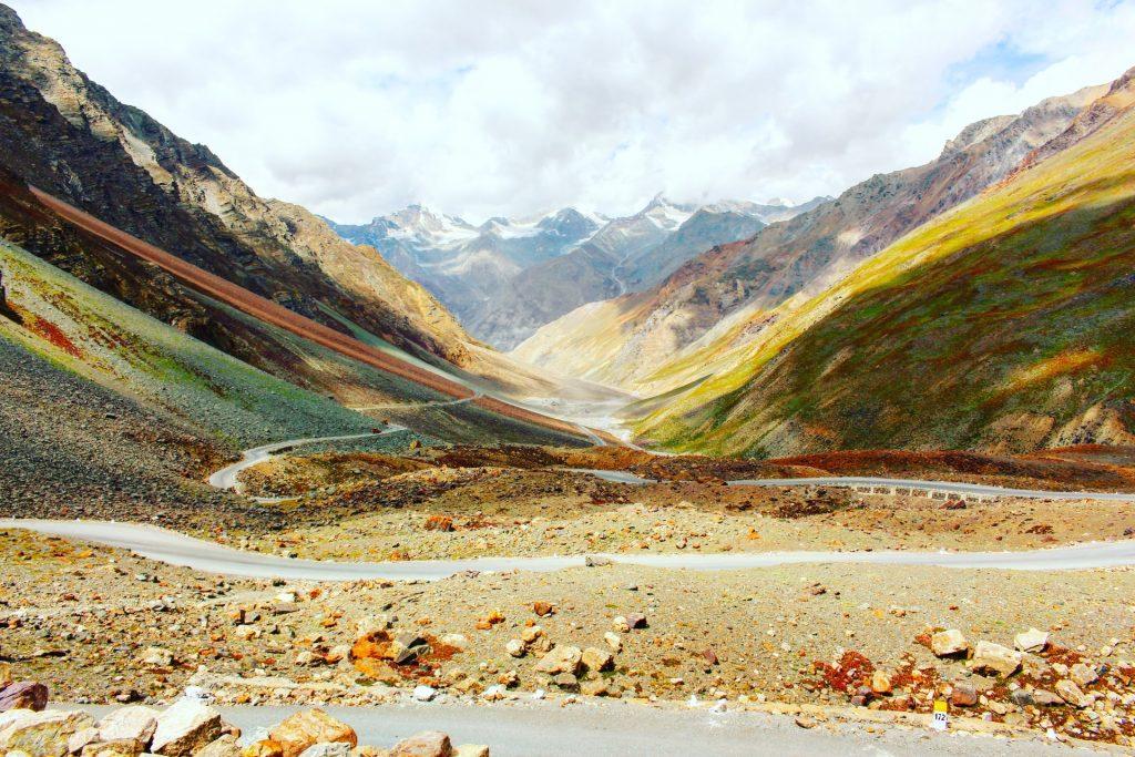 הודו חבל לדאק Ladakh