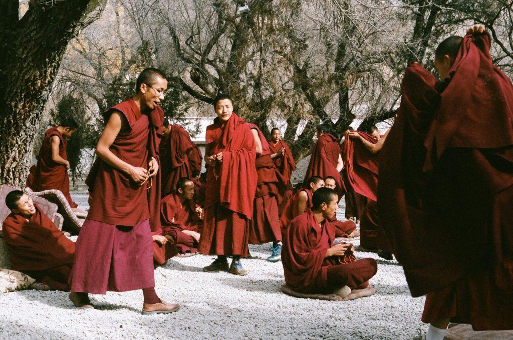 טיבט נזרים בודהיסטים