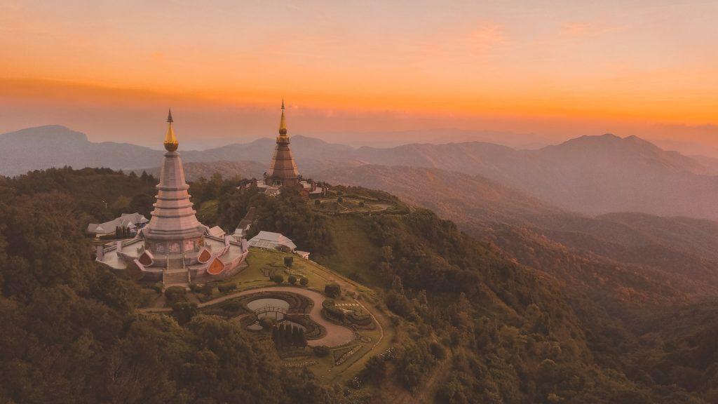 מנזר בצפון תאילנד