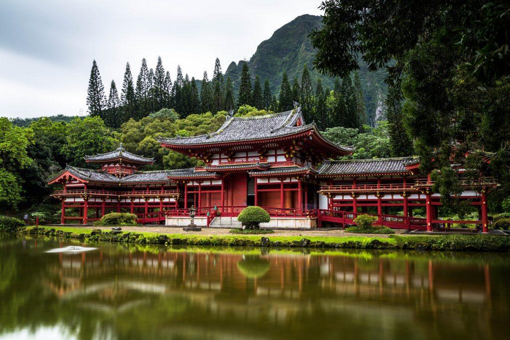 בית יפני מסורתי