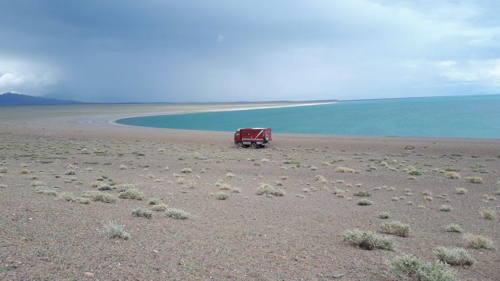 אגם בסוף העולם - מונגוליה