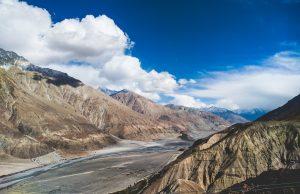 עמק נוברה לאדק - צפון הודו