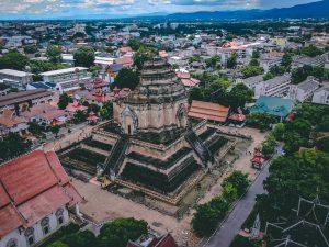 העיר צ'אנג מאי צפון תאילנד