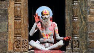 באבא בהודו