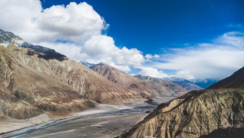 עמק נוברה – לאדק צפון הודו