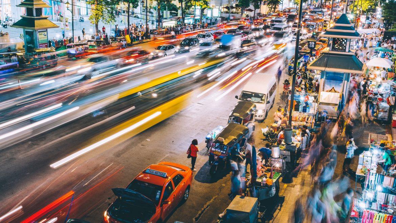 בנגקוק בירת תאילנד