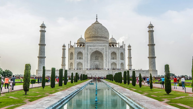צפון הודו – אגרה – הטאג מאהל