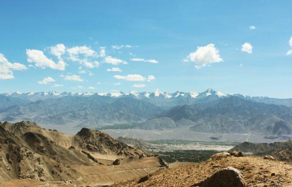 צפון הודו – חבל לאדק : Ladakh