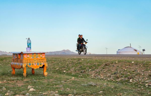 דרום מונגוליה – מדבר גובי